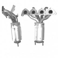 Catalyseur pour HYUNDAI TRAJET 2.0 16v (moteur : G4GC)
