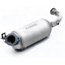 Filtres à particules (FAP) NEUF pour Opel Vivaro 2.5 DTI G9U 630 05/2003-