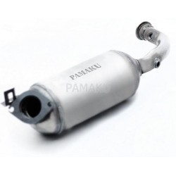 Filtres à particules (FAP) NEUF pour Opel Vivaro 2.5 DTI G9U 730 05/2003-