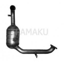 Catalyseur pour Mazda 3 1.6 10/2003-