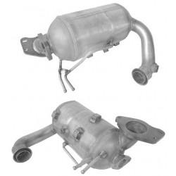 Filtres à particules (FAP) NEUF pour Nissan Juke 1.5 DCI K9K 636 06/2010-