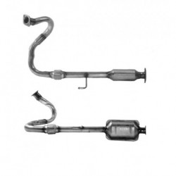 Catalyseur pour ISUZU TROOPER 3.0 boite manuelle Turbo Diesel