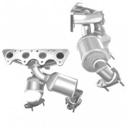Catalyseur pour AUDI A3 2.0 FSi 16v (moteur : AXW - BLR - BLX - BLY)