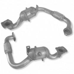 Catalyseur pour Ford C-MAX 1.0i M1DA 10/2012-
