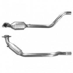 Catalyseur pour JAGUAR S-TYPE 2.5 V6 Coté gauche