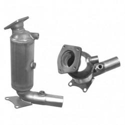 Catalyseur pour JAGUAR XJ8 3.2 V8 Coté droit (modèle emboité à larrière)