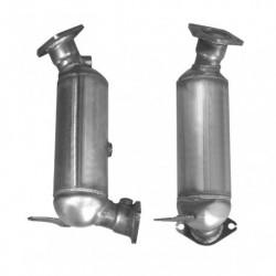 Catalyseur pour JAGUAR XJ8 3.2 V8 Coté gauche (bride à larrière)