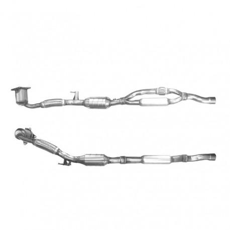 Catalyseur pour AUDI A3 2.0 TFSi Quattro (moteur : BWA - AXX)