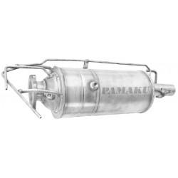 Filtres à particules (FAP) NEUF pour Fiat Ducato 3.0 D MultiJet F1CE3481E 06/2011-