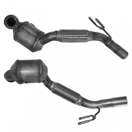 Catalyseur pour CITROEN XANTIA 1.9 SD Turbo Diesel (y compris SD)