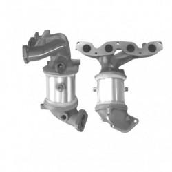 Catalyseur pour KIA RIO 1.2 CVVT (moteur : G4LA - Euro 6)