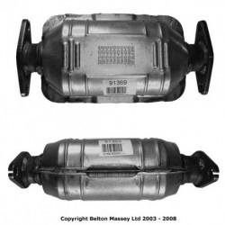 Catalyseur pour KIA SHUMA 1.8 16v 113 cv (moteur : T8)
