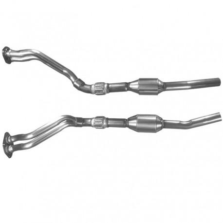 Catalyseur pour AUDI A4 1.6 Tuyau flexible et catalyseur (moteur : AHL)