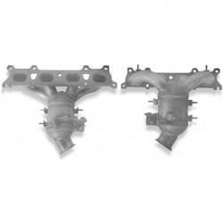Catalyseur pour Citroen C4 2.0i 16v EW10A RFJ 10/2005-