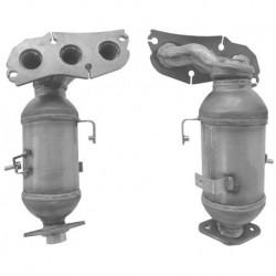 Catalyseur pour Citroen C1 1.0i 384F1KR-FE 05-