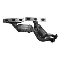 Catalyseur pour BMW 730i 3.0i M54 E65 E66 3/03-2/05
