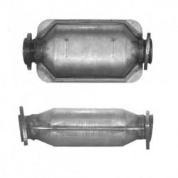 Catalyseur pour LANCIA THEMA 2.0 16v Turbo (moteur : 834 F2.000)