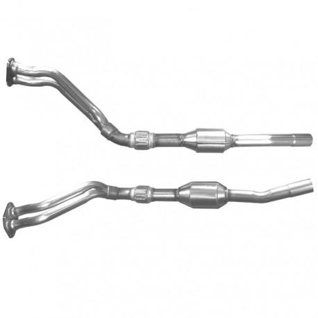 Catalyseur pour AUDI A4 1.8 20v Non Turbo (tuyau flexible et catalyseur - Sans OBD)