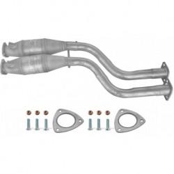 Catalyseur pour BMW M3 3.2i 24V 252 kW E46 7/00-9/06