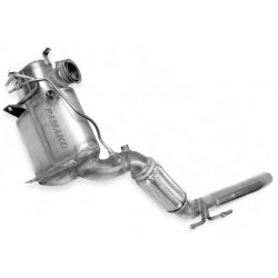 Filtres à particules (FAP) NEUF pour Audi Q3 2.0 TDI CLLB 06/2011-