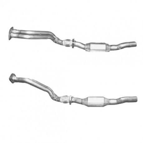 Catalyseur pour AUDI A4 1.8 20v Non Turbo OBD (tuyau flexible et catalyseur)