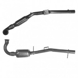 Catalyseur pour LAND ROVER FREELANDER 2.2 TD4 Turbo Diesel (pour véhicules sans FAP)