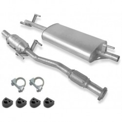 Catalyseur pour Mercedes Sprinter 2.9 OM602 2/95-4/00