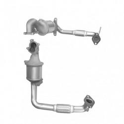 Catalyseur pour MAZDA 2 1.4 MZR-CD (moteur : Y404)