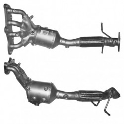 Catalyseur pour MAZDA 3 1.6 16v (moteur : B6ZE - Z6)