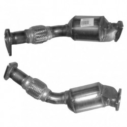 Catalyseur pour AUDI A4 1.9 TDi 110cv (moteur : AFN AVG)