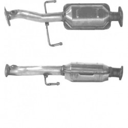 Catalyseur pour MAZDA 323 1.5 (B5) 630mm Long