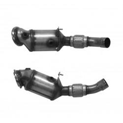 Catalyseur pour BMW 118i 1.5 F20 - F21 12v (moteur : B38)