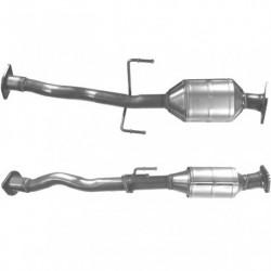 Catalyseur pour MAZDA 323 1.8 16v (moteur : BP-ZE)