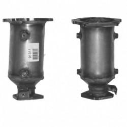 Catalyseur pour MAZDA 323F 1.6 16v 98cv (catalyseur situé coté moteur)