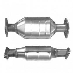Catalyseur pour MAZDA MX3 1.8 V6 24v (moteur : K819)