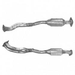 Catalyseur pour MAZDA MX5 1.6 16v Boite manuelle (moteur : B6D)