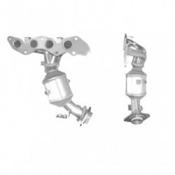 Catalyseur pour MAZDA MX5 1.8 16v (moteur : L8 - Euro 4)