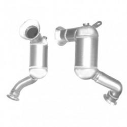 Catalyseur pour MERCEDES A180 2.0 W169 (moteur : OM 640.940) CDi