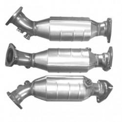 Catalyseur pour FIAT BRAVO 1.9 TD MJTD (192A1 - 2ème catalyseur)