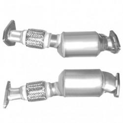 Catalyseur pour AUDI A4 2.0 TDI (moteur : BLB - BPW - BRE)