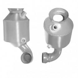 Catalyseur pour MERCEDES C200 2.1 CL203.707 CDi Coupe (moteur : OM646.962)