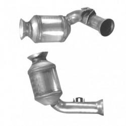 Catalyseur pour MERCEDES C200 2.1 W203 (moteur : OM 611.962) CDi Berline