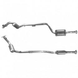 Catalyseur pour MERCEDES C200K 1.8 S203 (moteur : M271.940 - 942) Kompressor Break (pour véhicules avec volant à droite)