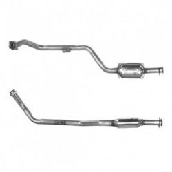 Catalyseur pour MERCEDES C220 2.2 S202 (moteur : OM 604.910) Diesel Break
