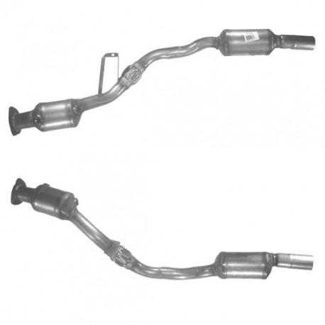 Catalyseur pour AUDI A4 2.4 Mk.2 V6 Cabriolet (moteur : AMM - BDV - boite manuelle - Coté gauche)