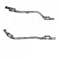 Catalyseur pour MERCEDES C240 2.6 (W203) V6 Berline (coté droit)