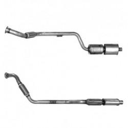 Catalyseur pour MERCEDES C250 2.5 S202 (moteur : OM 605.960) Turbo Diesel Break (pour véhicules avec volant à droite)