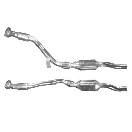 Catalyseur pour AUDI A4 2.4 V6 Mk.1 (moteur : AMM - AML - Avec OBD - coté droit)