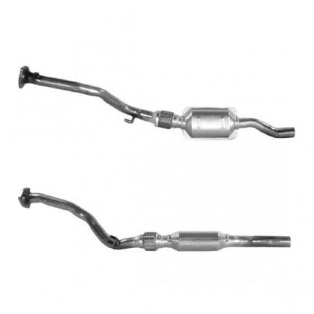 Catalyseur pour AUDI A4 2.4 V6 y compris Quattro (moteur : AJG - APZ - coté droit - Sans OBD)