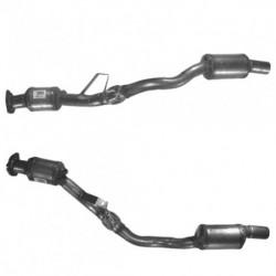 Catalyseur pour AUDI A4 2.4 Mk.2 V6 Break (AMM - BDV - boite manuelle - coté droit)